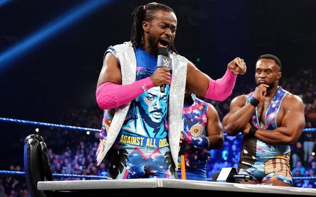 WWEはストーリーラインで自身の歴史を解き明かそうとしています