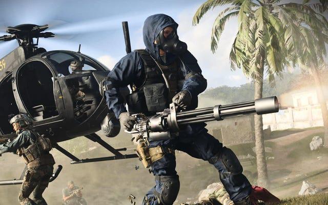 床の下でグリッチする現代の戦争プレーヤーは大きな問題になりつつあります