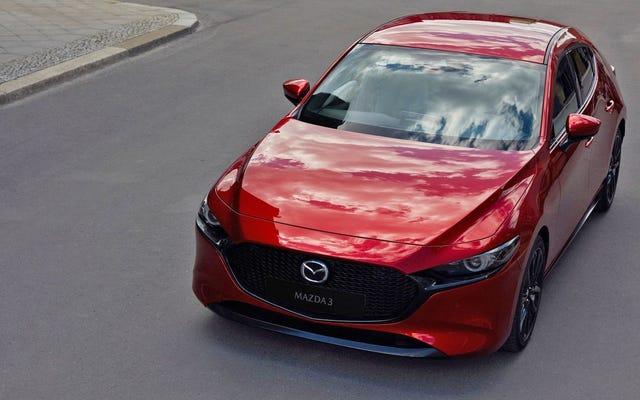 Ecco quanta potenza produrrà la Mazda 3 2019 con il motore Skyactiv-X `` Santo Graal ''