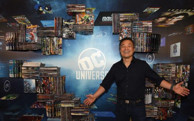 Джим Ли заверяет в будущем DC Comics и дразнит новую книгу Джона Ридли о Бэтмене