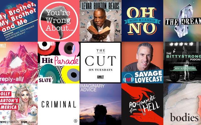 Los mejores episodios de podcast de 2019
