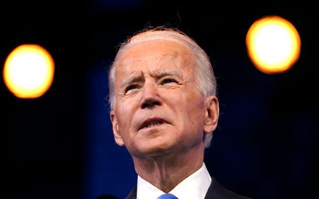 Biden n'est plus si sûr de l'annulation de la dette des étudiants