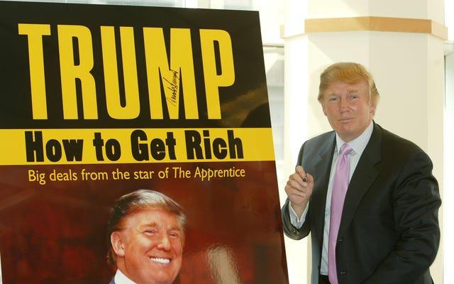 Dinero divertido: Falta el fondo de inauguración de Trump; Además, el FBI está analizando la donación de campaña de la NRA