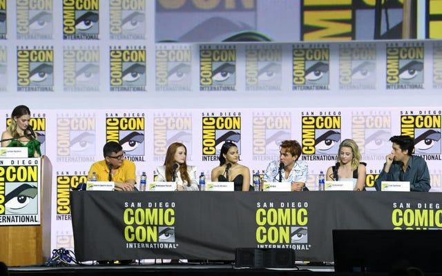 Los 22 paneles imperdibles de Comic-Con 2020 (en casa)