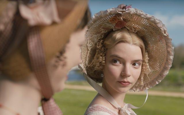 Emma Austen's Emma mendapatkan adaptasi baru yang aneh, mewah, dan cerdas