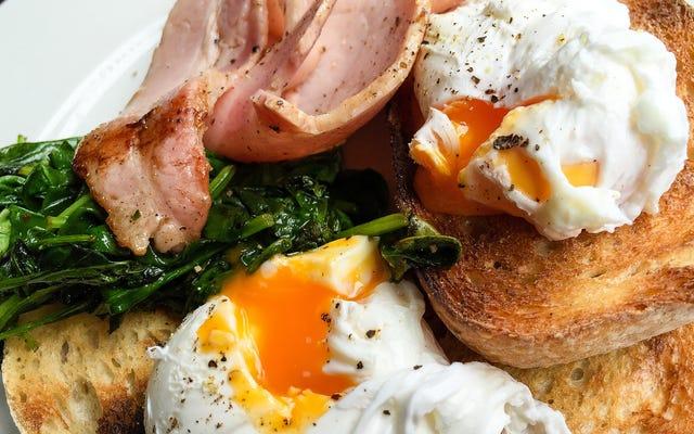 食堂で卵を注文するための包括的なガイド