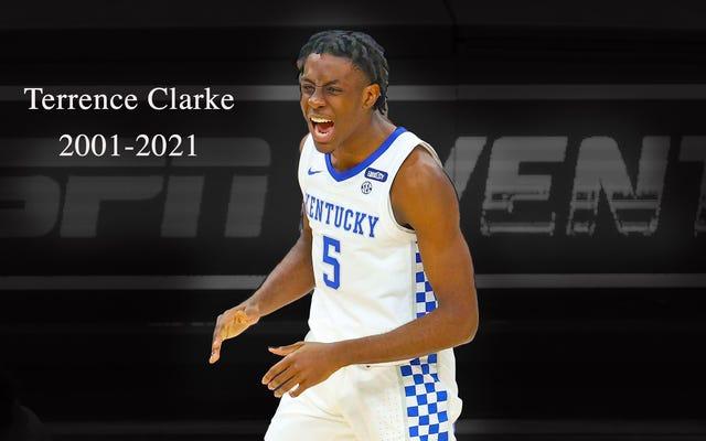 Eski Kentucky gardiyanı ve NBA adayı Terrence Clarke, araba kazasının ardından öldü