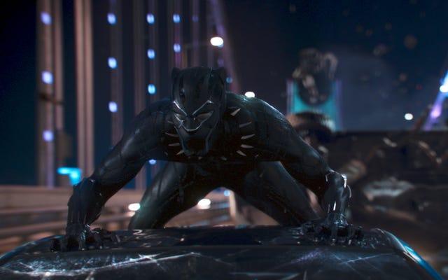 申し訳ありませんが、フォークス、ブラックパンサーは実際には黒猫の養子縁組を改善していません
