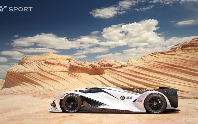 Gran Turismo Sport se trata de fotografía tanto como de carreras