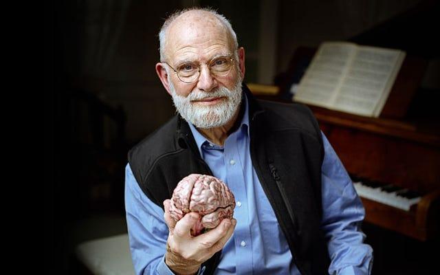 Oliver Sacks al saber que tiene cáncer terminal