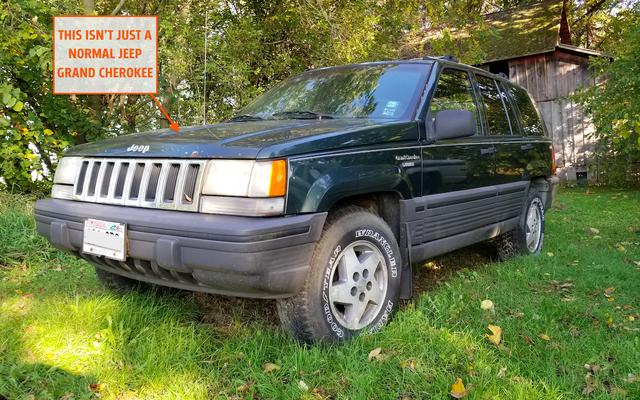 Chén Thánh của xe Jeep Grand Cherokees nằm trong một trang trại bò sữa cũ ở Wisconsin, nhưng nó có thể bị tiêu diệt