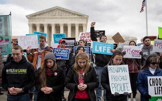 オハイオ州は、すべての中絶を効果的に犯罪とする「ハートビート」法案を復活させています[更新]