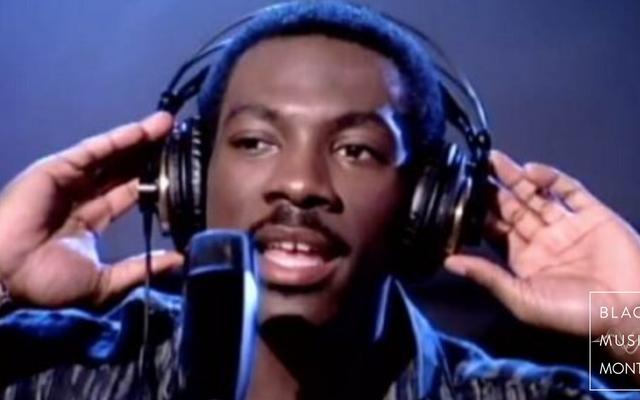 30 дней черноты культового музыкального видео с VSB, день 9: Эдди Мерфи 'Вечеринка все время'