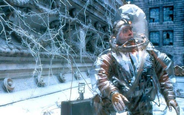 A Bruce Willis se le pidió que dejara un Rite Aid por no llevar máscara y los chistes eran buenos