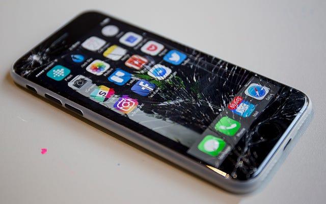 Nous sommes plus susceptibles de casser le téléphone lorsqu'un nouveau modèle sort, selon cette étude