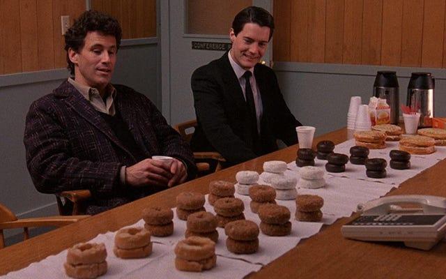 Celebre el 30 aniversario de Twin Peaks con ... ¿El monstruo de las galletas?