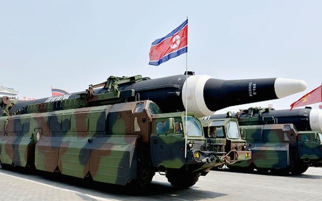 北朝鮮は核弾頭を運ぶことができる戦略的ミサイルをテストします