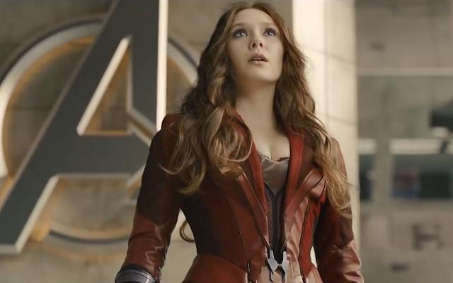エリザベスオルセンは緋色の魔女が新しい衣装を必要としていると考えています、そして彼女は正しいです