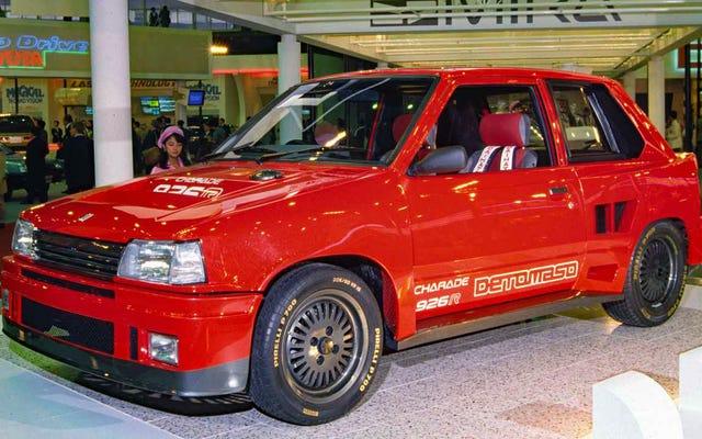 Recordemos esa vez que Daihatsu casi logró una farsa del Grupo B