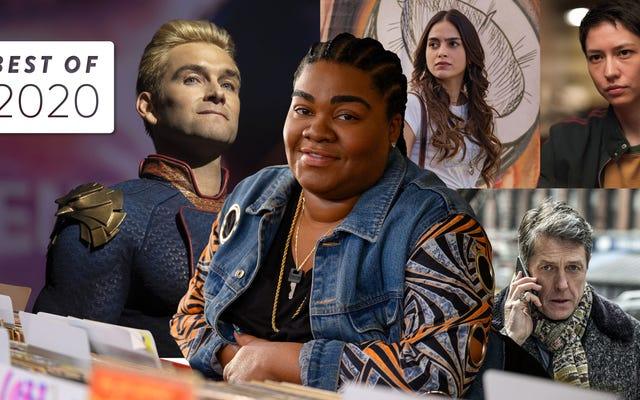 2020年の最高のテレビパフォーマンス