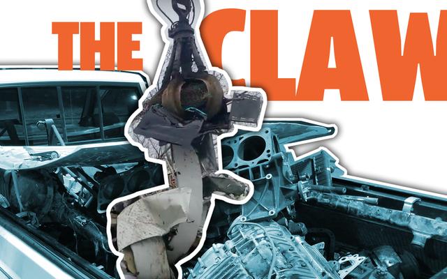 Ho impiegato cinque anni di pezzi di ricambio per auto al cantiere di demolizione. Ecco quanti soldi ho guadagnato
