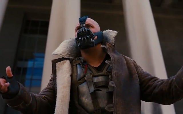 Donald Trump a plagié Bane dans son discours inaugural