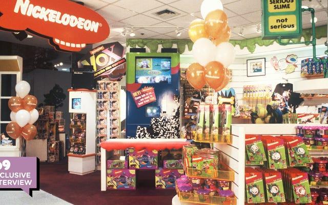 El documental de Nickelodeon fue un viaje para los mejores amigos