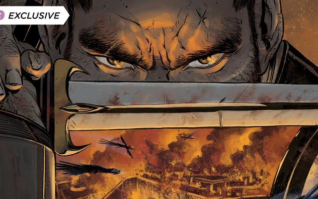 La prochaine bande dessinée de Dune plonge au cœur des plus grands guerriers de l'Imperium