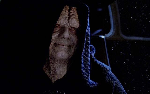Ese programa de televisión de Star Wars desechado habría protagonizado a un emperador comprensivo y con el corazón roto