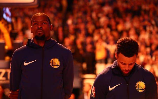 Raport: Prawie wszyscy są pewni, że Kevin Durant zmierza do Knicksów