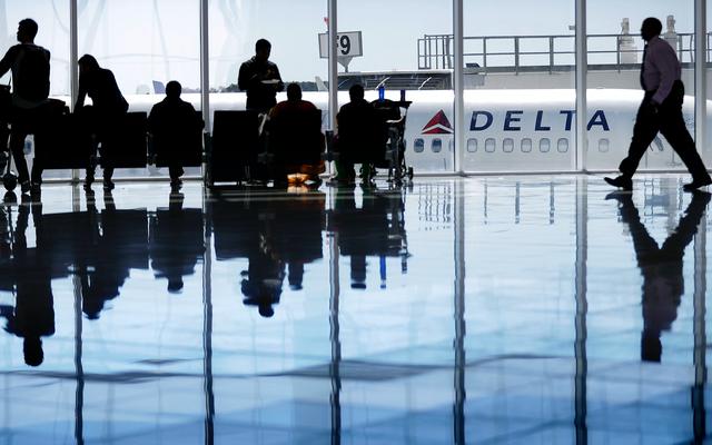 Lotnisko w Atlancie najwyraźniej nadal jest wielkim bałaganem