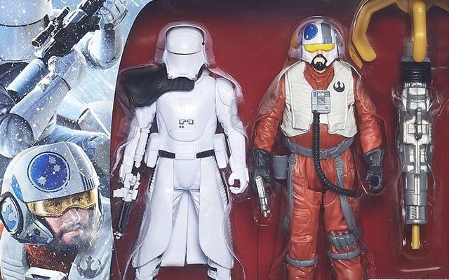 Bây giờ chúng ta đã biết về cốt truyện của nhân vật Chiến tranh giữa các vì sao của Greg Grunberg