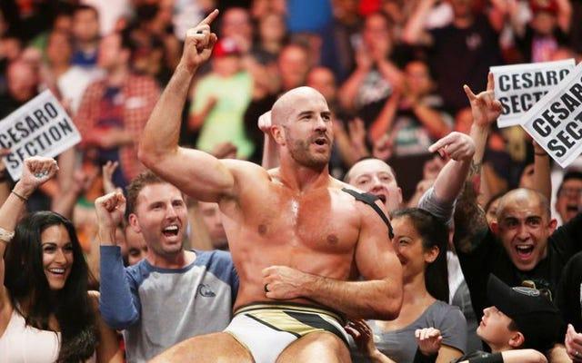 Dengan merangkul mendongeng, Raw membuat episode yang fantastis