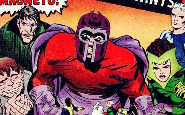 ニュージャージーの倉庫に潜むコミックの最も驚くべき歴史のいくつか