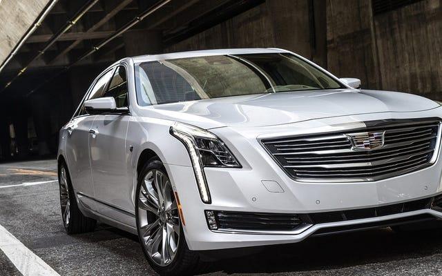 """Il sistema di guida autonoma """"Super Cruise"""" di GM riceve un avviso dai federali sull'uso di luci di emergenza"""