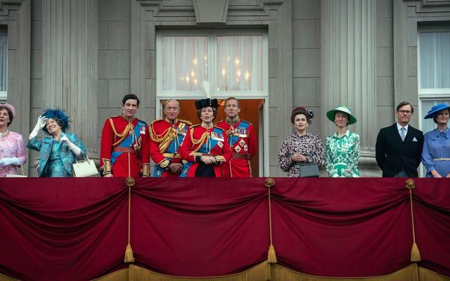 英国の文化秘書は、私たち全員がクラウンを真剣に受け止めているのではないかと心配しています。