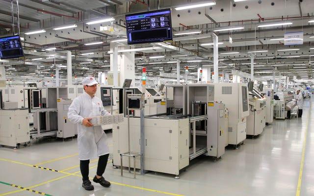 レポート:すべての米国の5Gギアを中国国外で製造することを検討しているトランプ管理者