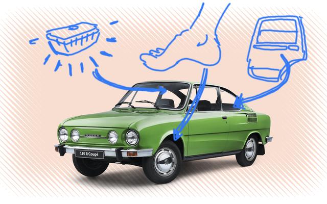 Desacreditemos tres mitos sobre cosas aparentemente ilegales que puede hacer mientras conduce