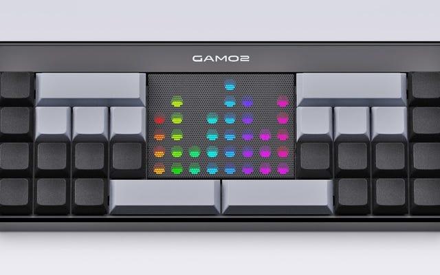 最高のリズムゲームコントローラーはキーボード、特にこれです