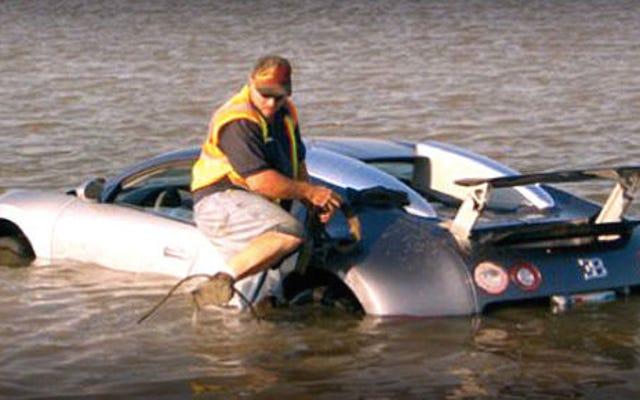 Les dix crimes de voiture les plus stupides jamais commis