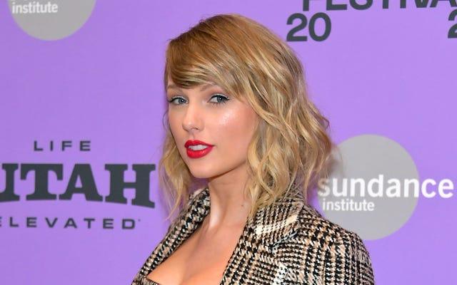 """Taylor Swift wird """"The Man"""" bei den Grammys nicht spielen, weil """"The Man"""" bei den Grammys"""