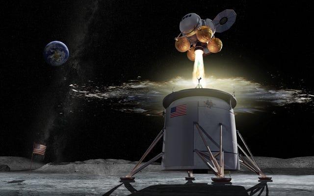 Para Ilmuwan Kecam Rencana Baru Kongres untuk NASA