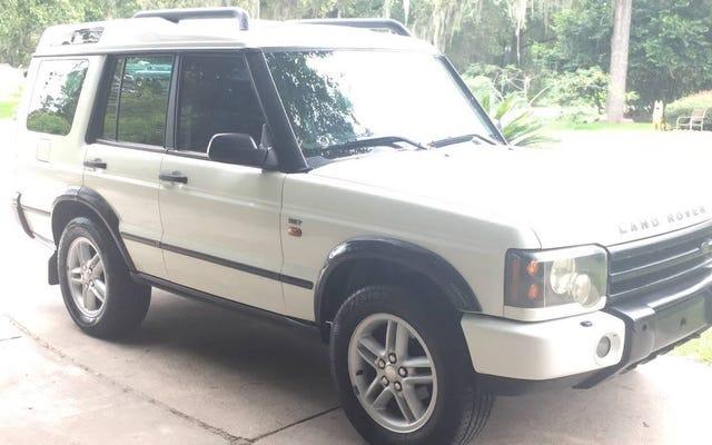 Dengan $ 2.900, Apakah Penemuan Land Rover 2004 Ini Merupakan Penemuan yang Menakjubkan?