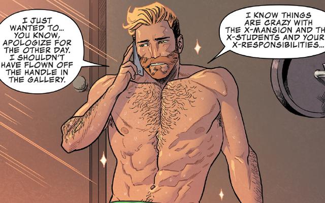 Nous devons parler des abs glorieux de Star-Lord de Marvel