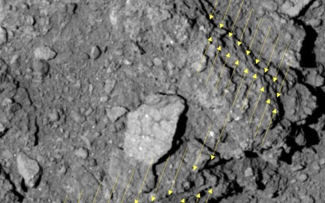 La missione Hayabusa2 sull'asteroide Ryugu ha appena dato i suoi primi risultati scientifici