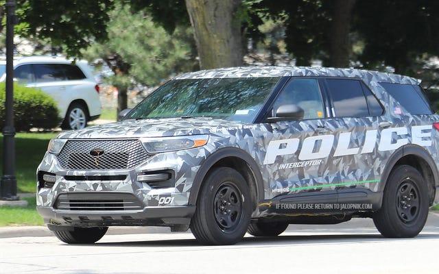 Voici le Ford Explorer 2020 avant que vous ne soyez censé le voir