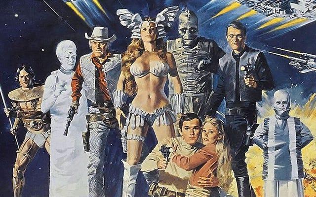 ロジャー・コーマンは七人の侍とスターウォーズを越えました