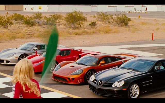 レッドラインは今年10歳になり、それは最高の最悪の自動車映画のままです
