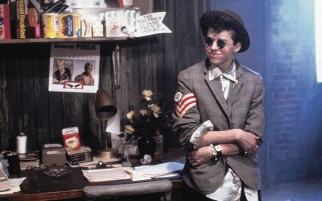 ジョン・クライヤーとハワード・ドゥイッチがプリティ・イン・ピンクの10代の映画のない日をプログラム