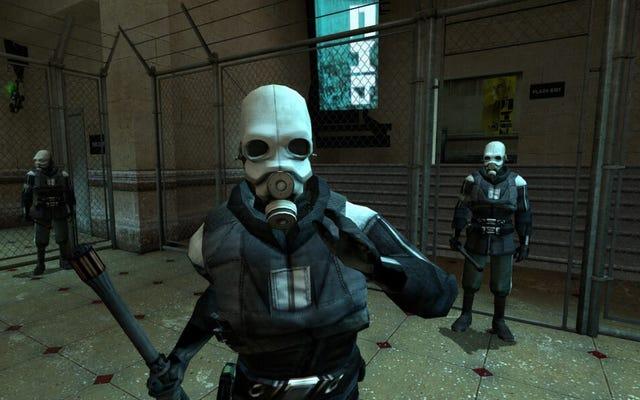 Half-Life 2 Devsは、Speedrunnersがどのように反応するかを確認するために使用するバグの修正について考えました